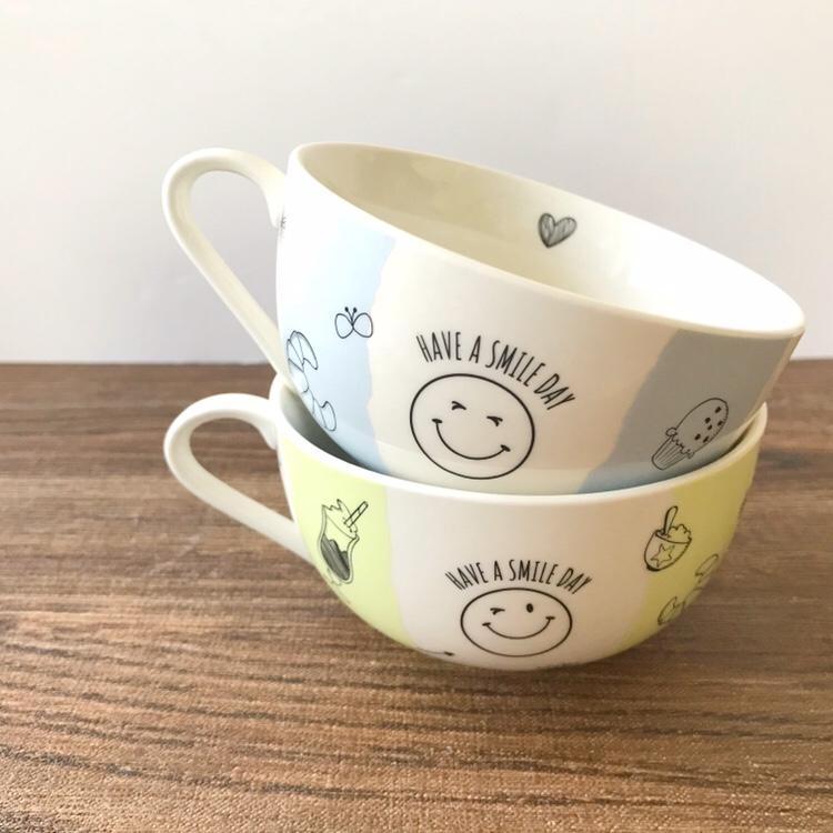 ポーセラーツスープカップ1